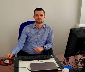 Garrett Cronin, National Account Manager IMGS
