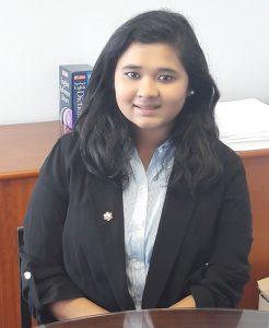 Pragruthi Murali, Application Engineer IMGS