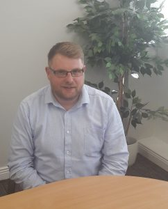 Stephen Coll, Helpdesk Manager IMGS