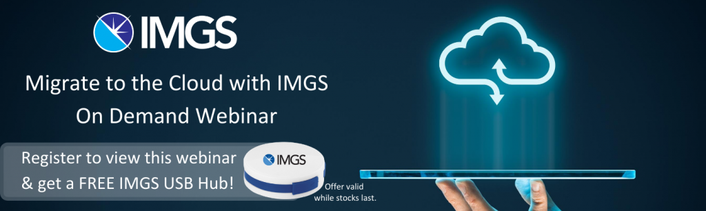 Migrate to the Cloud with IMGS on demand webinar
