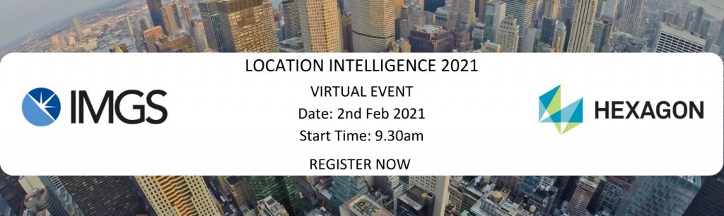 Location Intelligence 2021