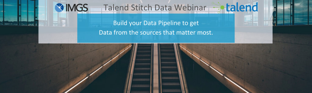 Talend Stitch Data Webinar
