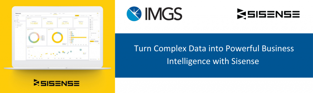 Turn Complex Data ito Powerful Business Intelligence with Sisense