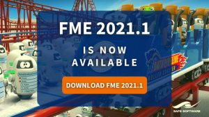 FME 2021.1 is now available