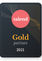 Talend Gold Partner Logo