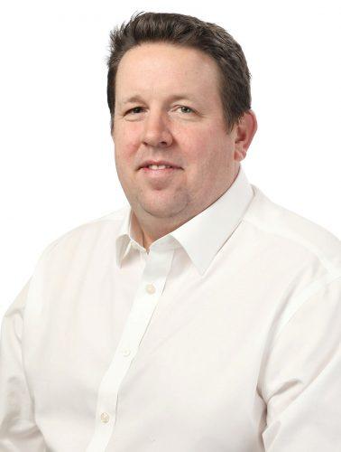 Ciaran Kirk, Operations Director, IMGS
