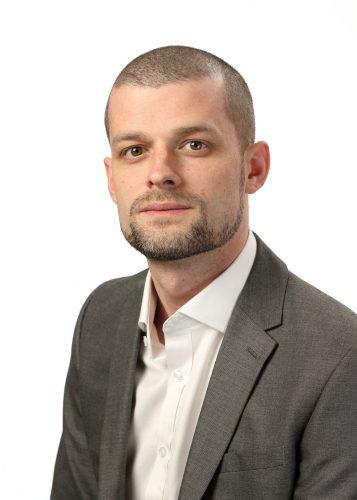 Garrett Cronin, Commercial Manager, IMGS